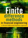 Finite Difference Methods in Financial Engineering (eBook): A Partial Differential Equation Approach